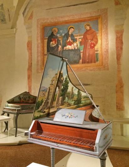 San colombano museum musical instruments bologna