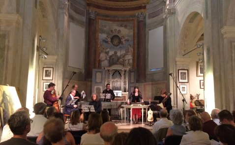 San colombano museum bologna concert