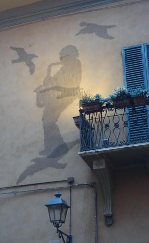 Lucio Dallo house Bologna