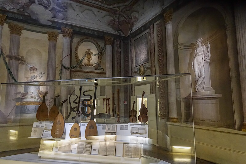 Bologna Music Museum Palazzo Sanguinetti
