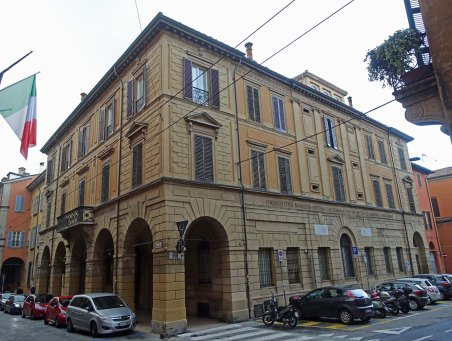 Gioacchino Rossini's house Bologna