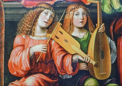 San Giacomo musicians Bologna Betivoglio chapel