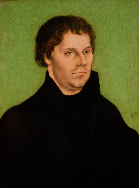 Martin Luther (Lucas Cranach the Elder)