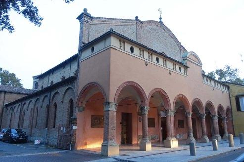 Santa Maria della Misericordia, Bologna
