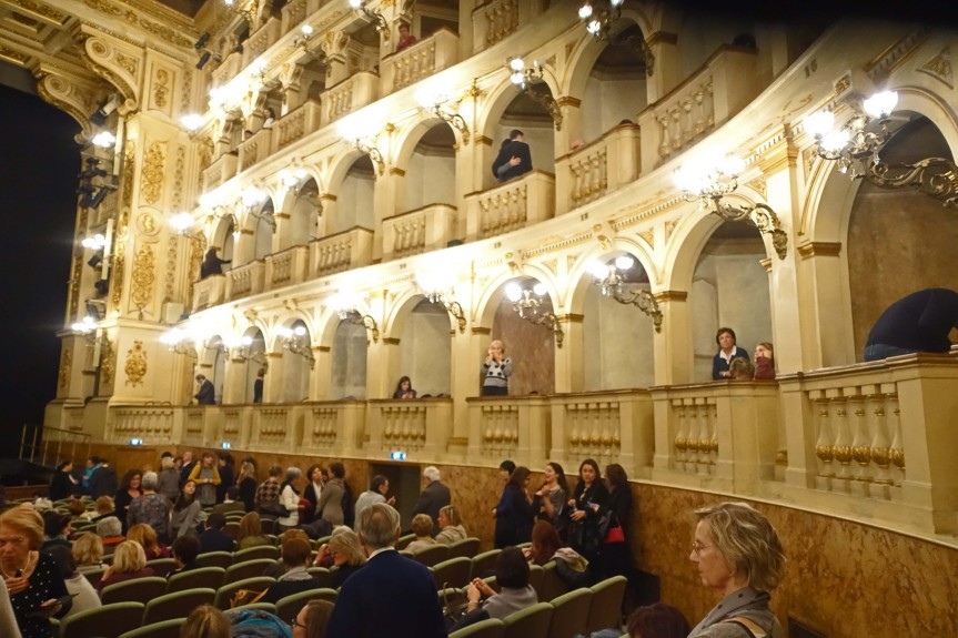 Music and Bologna – Theatres and Memories