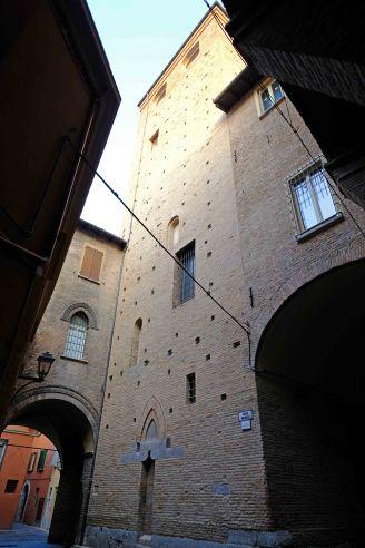 Uguzzoni Tower Bologna