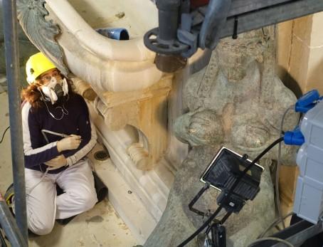 neptune bologna restoration