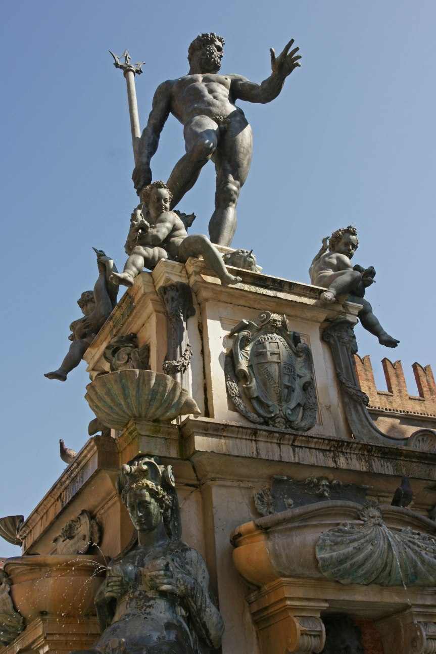 The Fountain of Neptune