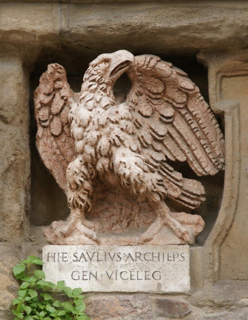 Eagle Michelangelo Bologna