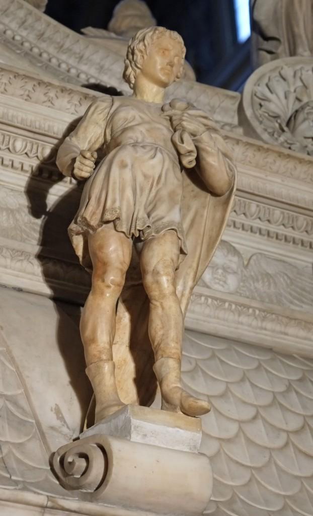 Michelangelo San Procolo Bologna San Domenico basilica