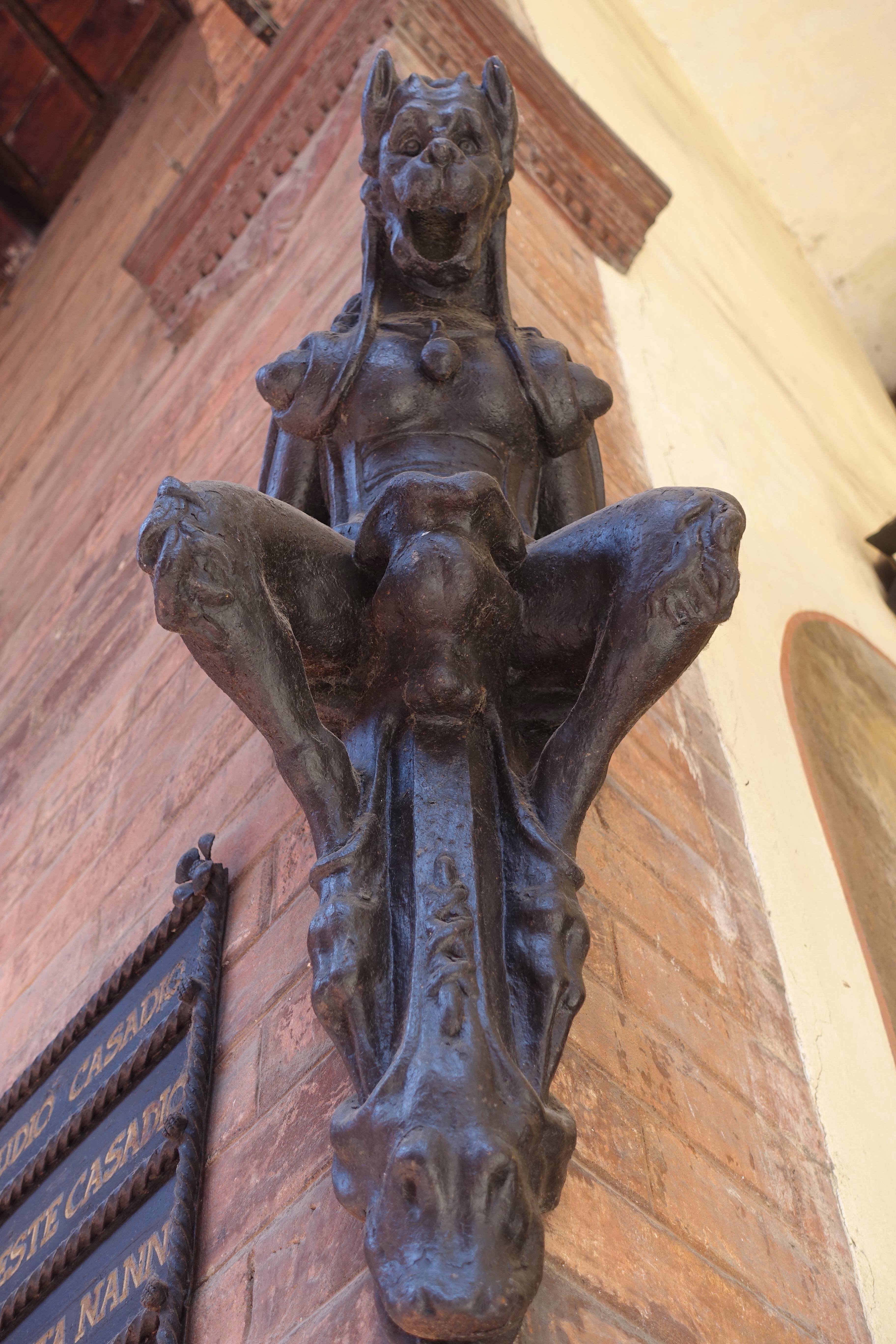 Bologna devil giambologna