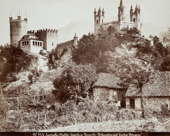 Rochetta mattei ca. 1880