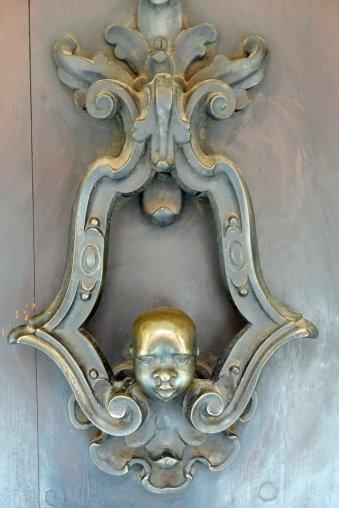 bologna doorknocker decorative