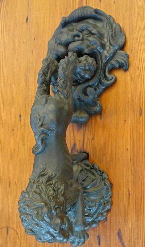 Bologna lion doorknocker