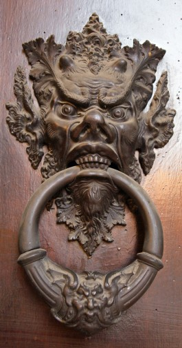 Bologna ferocious doorknocker