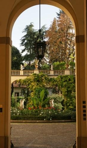 Bologna garden