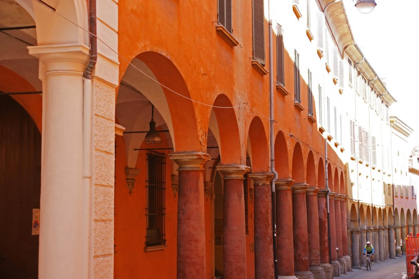 Bologna's Porticos