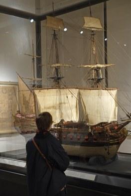 poggi museum bologna ship model