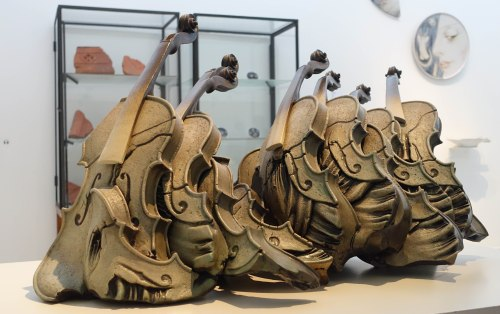 ceramic cellos