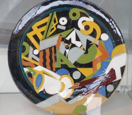 ceramic modern plate 1