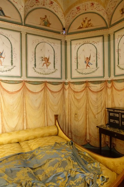 Countess Giacinta's Boudoir
