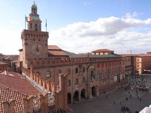 Bologna the red