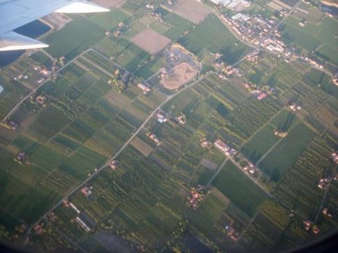 fields near Bologna