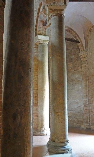 Roman Columns, Santo Stefano, Bologna.