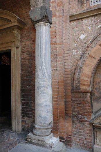 Roman Column, Santo Stefano Bologna.