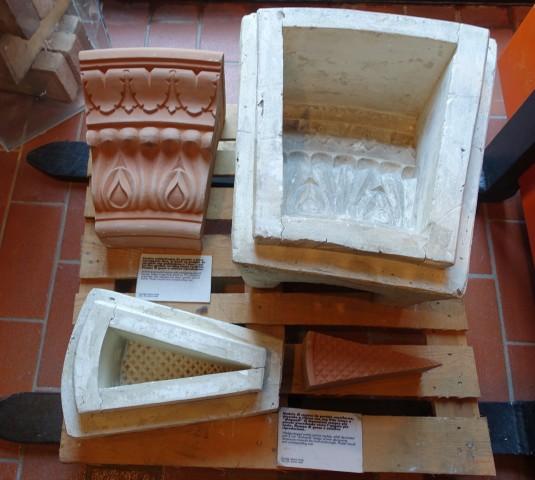 terracotta molds