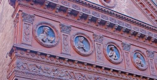 Terracotta oratorio santo spirito