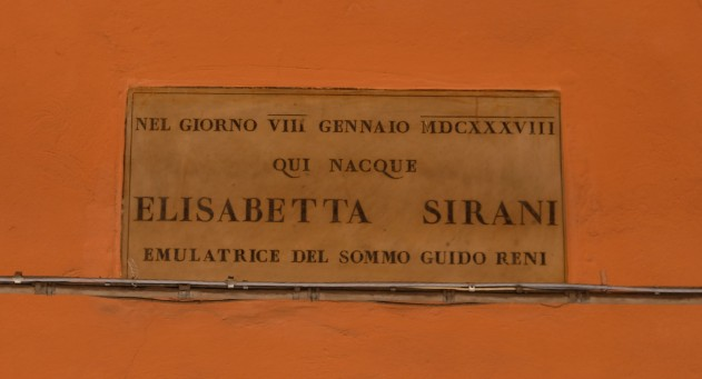 Elisabetta Sirani birthplace