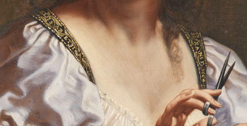 Elisabetta Sirani Bérénice II d'Egypte , 1664