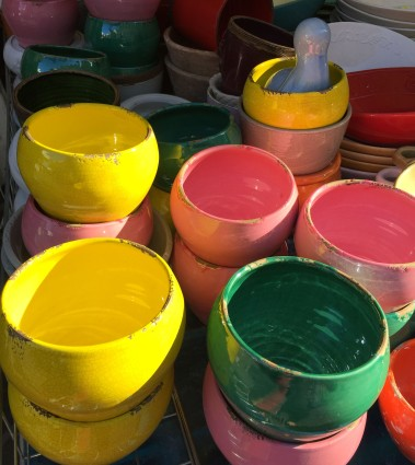 montagnola market pots