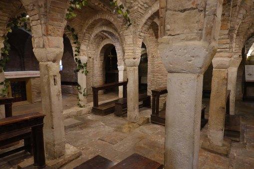 san vitale crypt