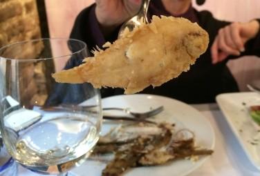 """Il Pescato del Canavone"""" Rimini."""